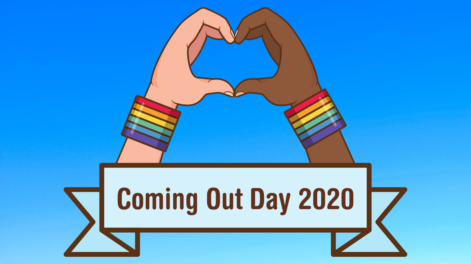 Coming Out Day 2020   LGBT Youth Scotland